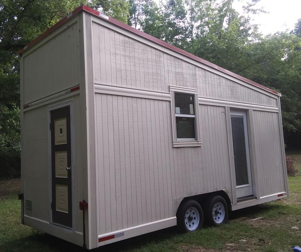 Florida Tiny House On Wheels - Project FOR SALE ...